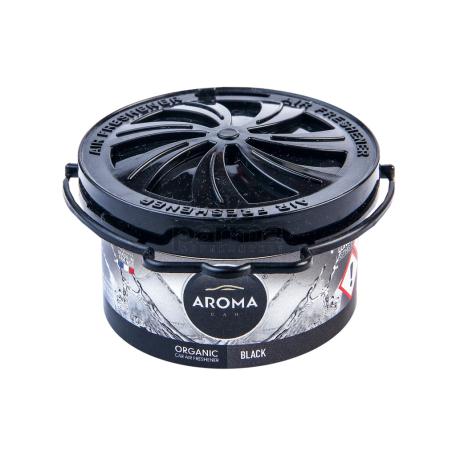 Մեքենայի բույր «Aroma Organic Black» 40գ