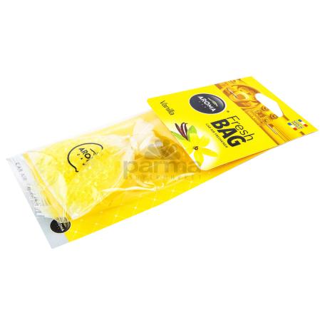 Մեքենայի բույր «Aroma Fresh Bag Vanilla» 15գ