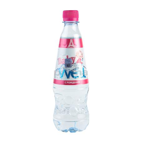 Աղբյուրի ջուր «Արարատ Baby Well» մանկական 500մլ