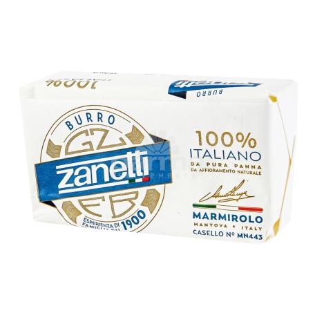 Կարագ «Zanetti» 82% 500գ