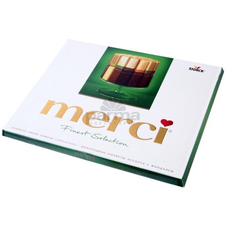 Շոկոլադե կոնֆետներ «Merci» 250գ