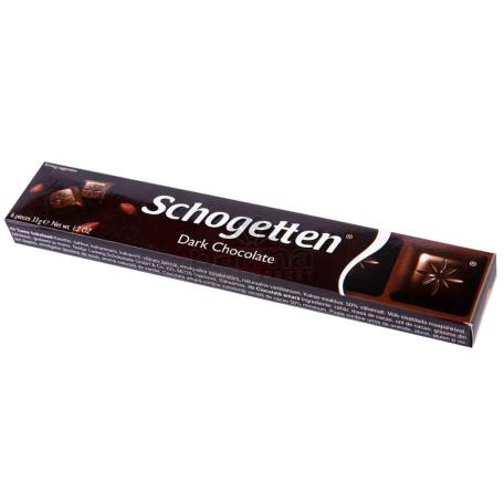 Շոկոլադե սալիկ «Schogetten» դառը շոկոլադ 33գ