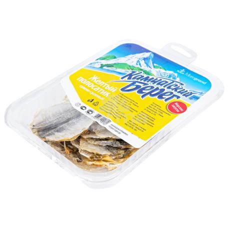 Դեղնափոր գծավոր ձուկ «Камчатский берег» 100գ