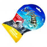 Դեղնափոր գծավոր ձուկ «SeaZone» 18գ