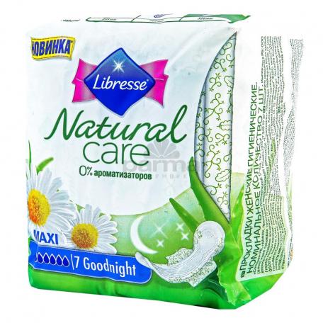 Միջադիրներ «Libresse Natural Care Maxi»