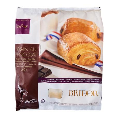 Կրուասան  «Bridor Lenotre» շոկոլադե միջուկով 450գ