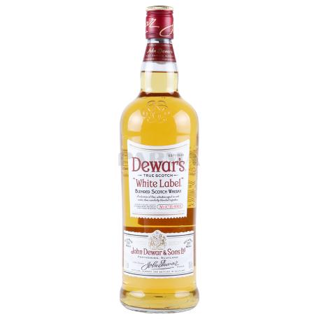 Վիսկի «Dewar՝s White Label» 1լ