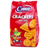 Կրեկեր «Croco Sare Salt» 100գ