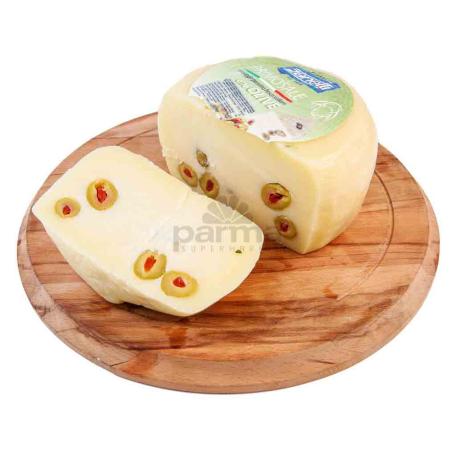 Պանիր ոչխարի «Zanetti Pecorino Primo Olive» կգ