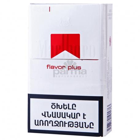 Ծխախոտ «Marlboro Flavor Plus»