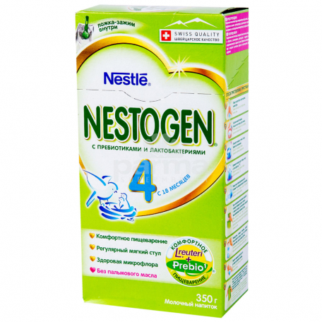 Մանկական սնունդ «Nestle Nestogen 4» 350գ