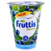 Յոգուրտային արտադրանք «Campina Fruttis» հապալաս 0.1% 310գ