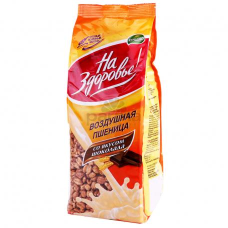 Փքված ցորեն «На Здоровье» 175գ