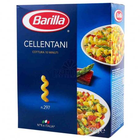 Մակարոն «Barilla Cellentani № 297» 500գ