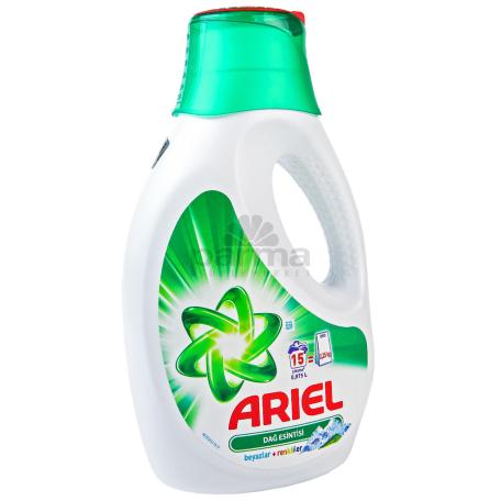 Հեղուկ լվացքի «Ariel» սպիտակ և գունավոր հագուստի 975մլ