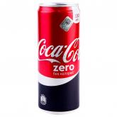 Զովացուցիչ ըմպելիք «Coca-Cola Zero» 330մլ