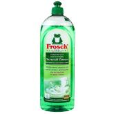 Սպասք լվանալու բալզամ «Frosch» կանաչ կիտրոն 1լ