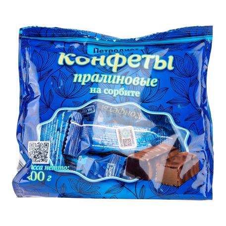 Շոկոլադե կոնֆետներ «Петродиет» պրալինե 200գ