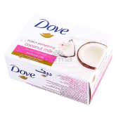 Օճառ «Dove» կոկոս 100գ
