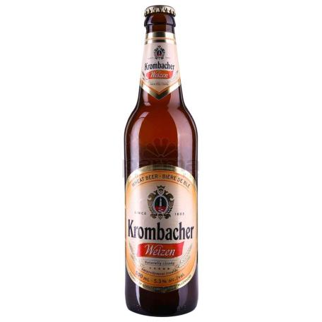 Գարեջուր «Krombacher Weizen» 500մլ