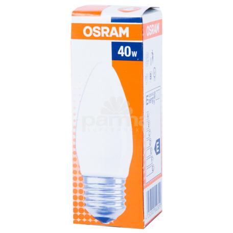 Լամպ «Osram Clas B FR 40w»