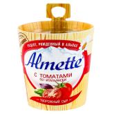 Պանիր կաթնաշոռային «Almette» լոլիկ 150գ