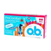 Տամպոններ «o.b. Silk Touch Pro Comfort Mini»