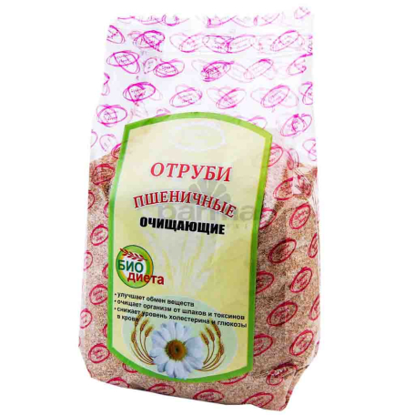 Թեփ ցորենի «Здоровая пища» 300գ