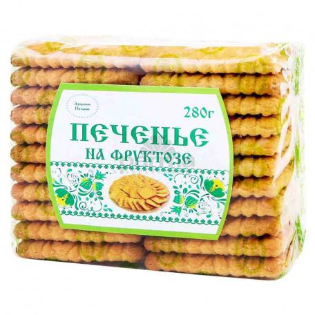 Թխվածքաբլիթ ֆրուկտոզայով «Здоровое Питание» 280գ