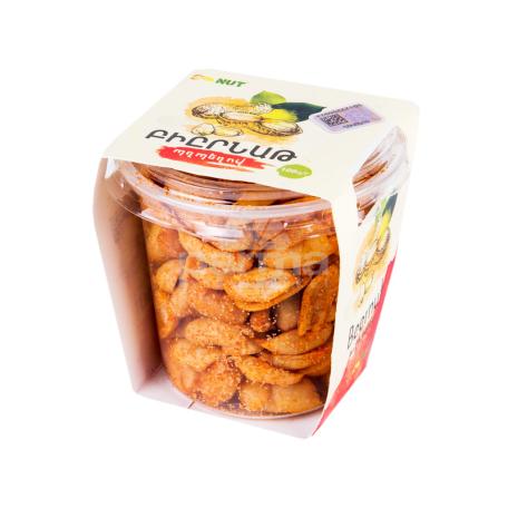 Գետնանուշ «Nut» աղի, պղպեղով 100գ