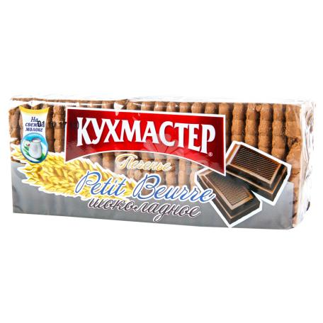 Թխվածքաբլիթ «Кухмастер Petit Beurre» 170գ