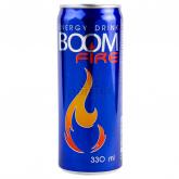 Էներգետիկ ըմպելիք «Boom Fire» 330մլ