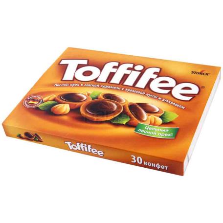 Շոկոլադե կոնֆետներ «Toffifee» 250գ