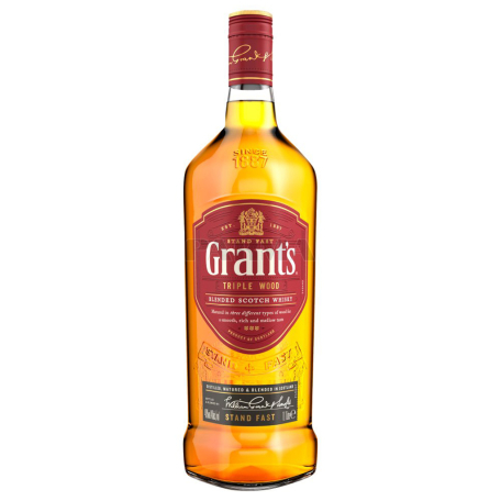 Վիսկի «Grant՝s Triple Wood» 1լ