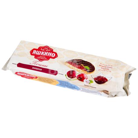 Թխվածքաբլիթ «Яшкино» բալ 137գ
