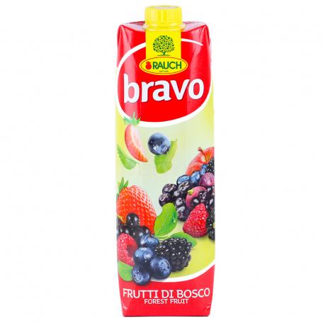 Հյութ բնական «Bravo» հատապտուղներ 1լ