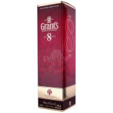 Վիսկի «Grant՝s» 8տ 1լ