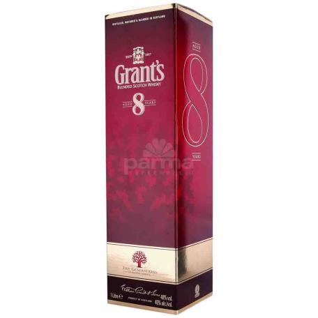 Վիսկի «Grant՝s Five Generations» 8տ 1լ