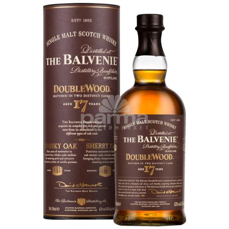 Վիսկի «The Balvenie» 17տ 700մլ