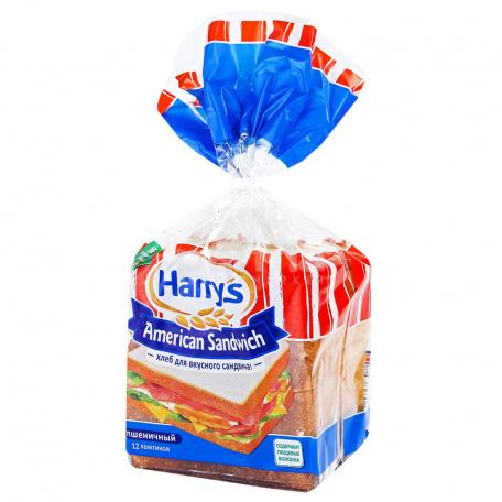 Хлеб `Harry's American Sandwich` 470г