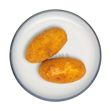 Կոտլետ «Պարմա» հավի պանրային միջուկով
