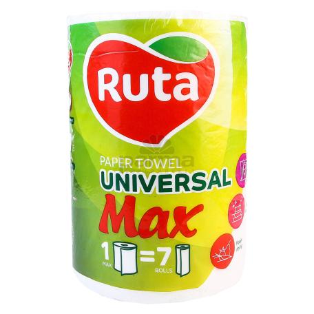 Թղթե սրբիչ «Ruta Max»