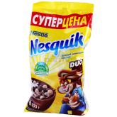 Պատրաստի նախաճաշ «Nestle Nesquik Duo» 500գ