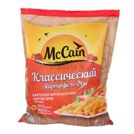 Կարտոֆիլ ֆրի սառեցված «McCain» դասական 750գ