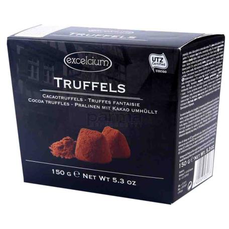 Շոկոլադե կոնֆետներ «Excelcium» սև 150գ