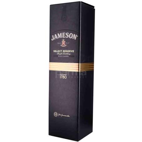 Վիսկի «Jameson Black Barrel» 700մլ