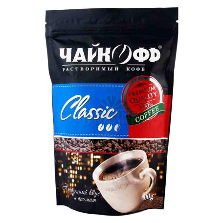 Սուրճ «Չայկոֆֆ Classic» 100գ