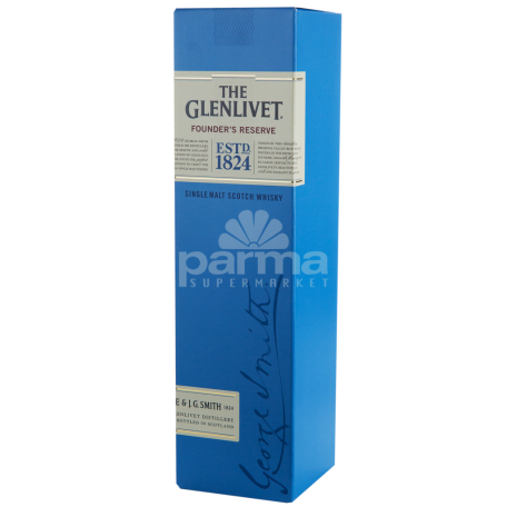 Վիսկի «The Glenlivet» 700մլ
