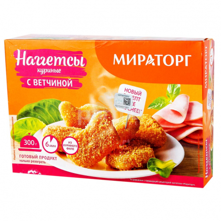 Նագետ հավի «Мираторг» վետչինա 300գ