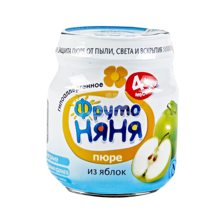 Խյուս «Фруто Няня» խնձոր 100գ